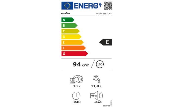 Einbauküche Speed, weiß, inklusive Elektrogeräte-10