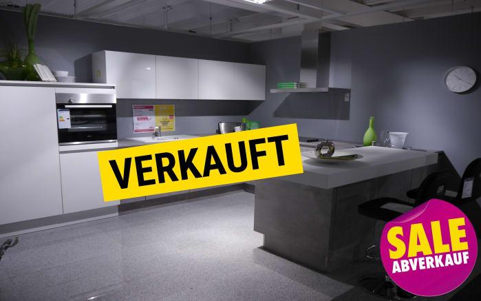 Einbauküche Lux, AUSSTELLUNGSKÜCHE Münster-Senden