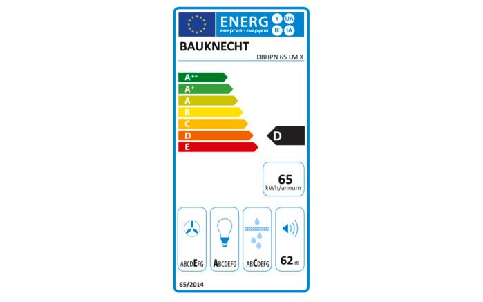 Einbauküche Uno, weiß, inklusive Bauknecht Elektrogeräte -09