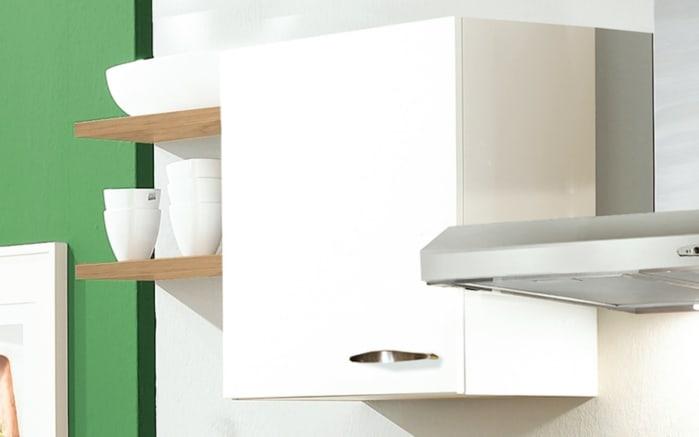Einbauküche IP1200 in magnolienweiß, inklusive Privileg Elektrogeräte-02