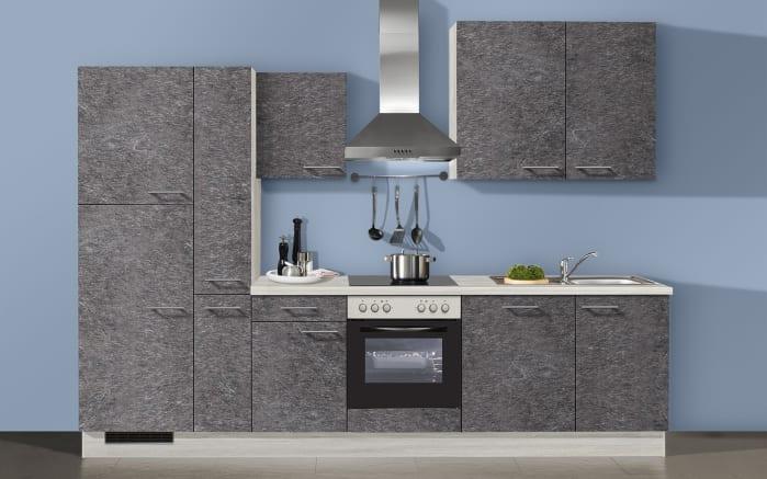 Einbauküche IP3050 in graphit, Siemens-Geschirrspüler