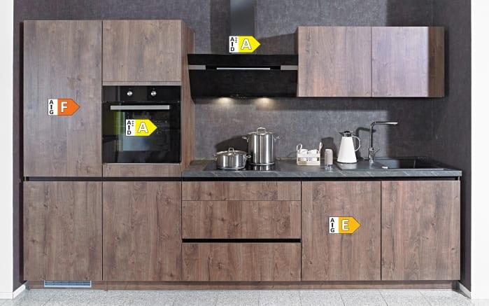 Einbauküche IP2200, Oregon Eiche-Nachbildung, inklusive Elektrogeräte-04
