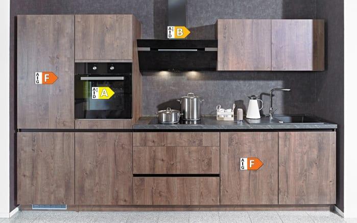 Einbauküche IP2200, Oregon Eiche-Nachbildung, inklusive Privileg Elektrogeräte-04