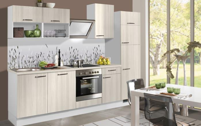 Einbauküche PN 100 in Pinie-Optik, Ignis-Geschirrspüler