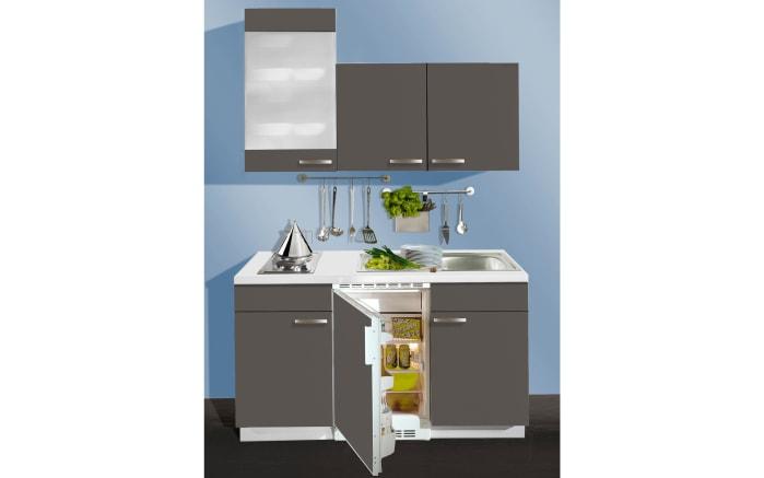 Einbauküche PN 80 in graphit