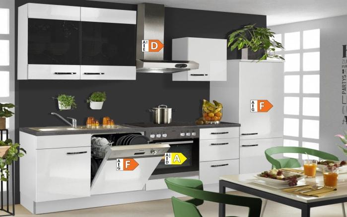 Einbauküche PN 220, weiß, inklusive Elektrogeräte-05