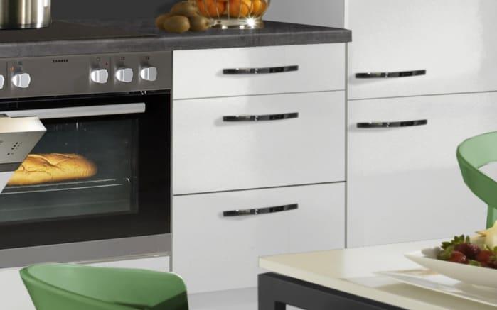 Einbauküche PN 220, weiß, inklusive Elektrogeräte-03