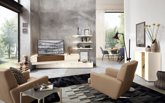 wohnwand q media online bei hardeck entdecken. Black Bedroom Furniture Sets. Home Design Ideas