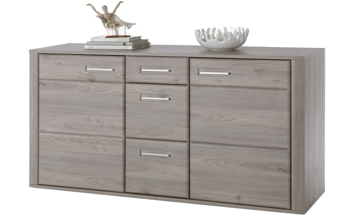 Sideboard Ravenna in Eiche-Nelson-Optik