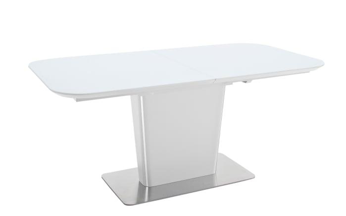 Säulentisch mit Synchronauszug