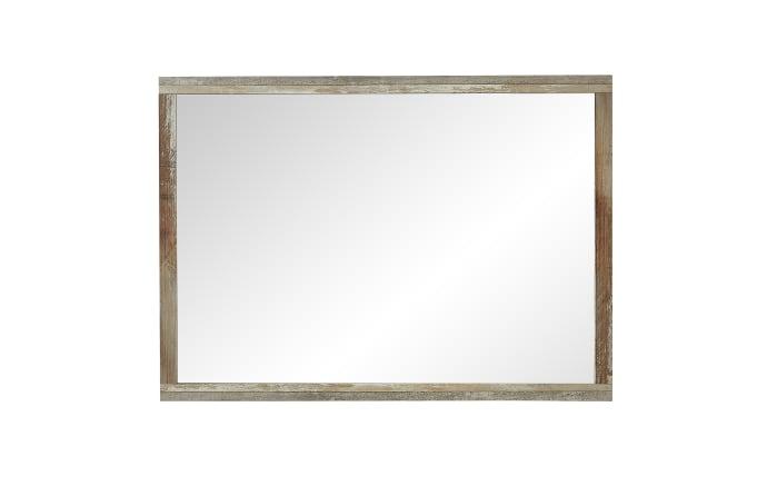 Spiegel Bonanza in Driftwood-Nachbildung, 97 x 70 cm-01