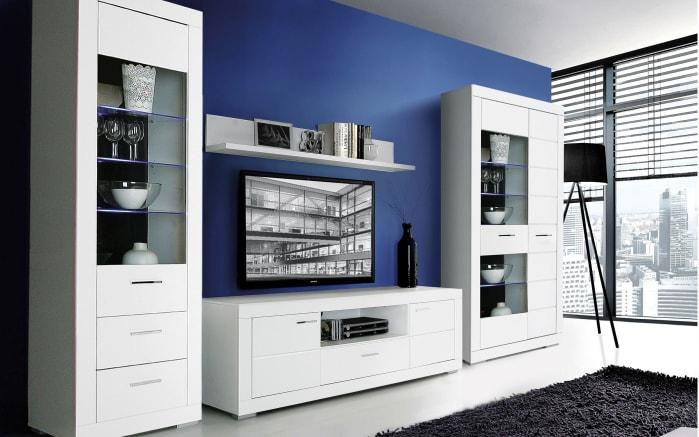 TV-Element Snow in weiß