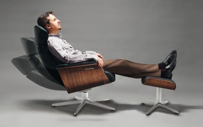 Relaxsessel Timeout in schwarz
