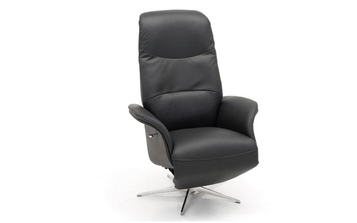 Relaxsessel  5818 in schwarz