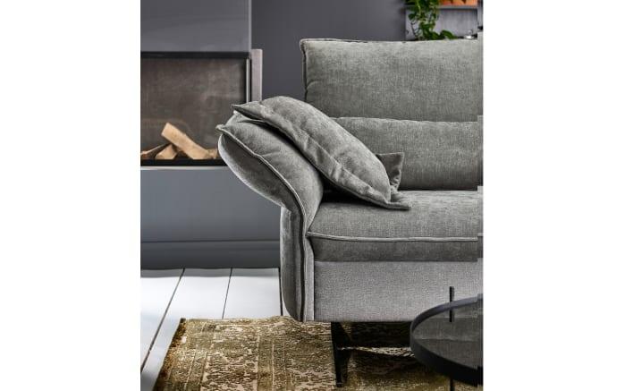 Wohnlandschaft TS 233 in grey, inklusive manuelle Sitztiefenverstellung-03