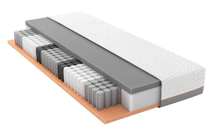 Matratze Geltex Solaris ZX in 90 x 200 cm, H2