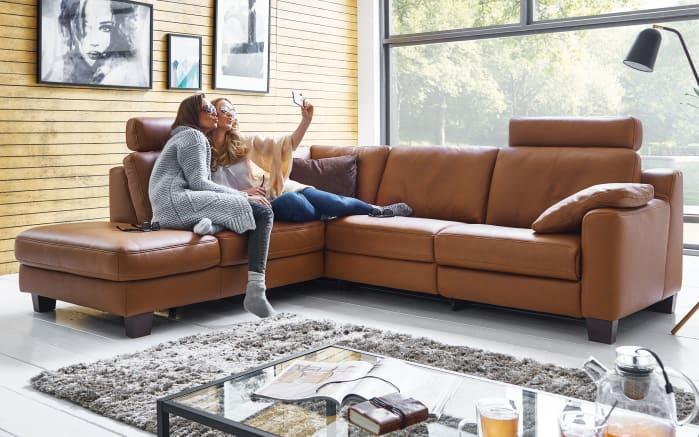 wohnlandschaft sofa concept in tabac online bei hardeck kaufen. Black Bedroom Furniture Sets. Home Design Ideas