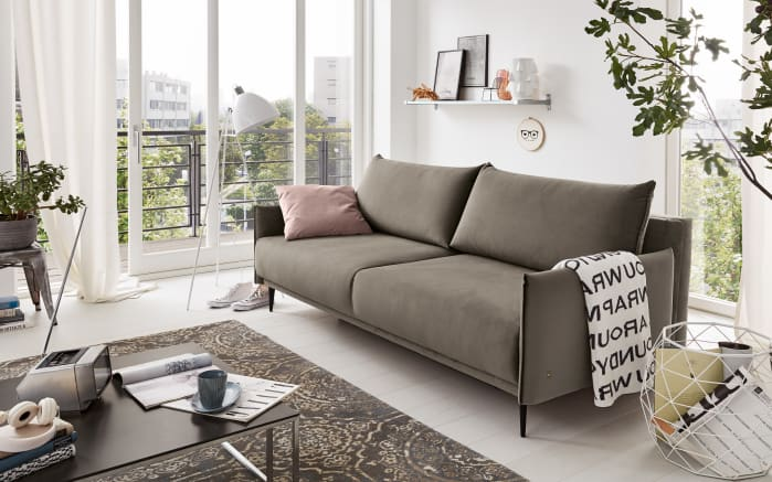 Schlafsofa MR 890 in grau