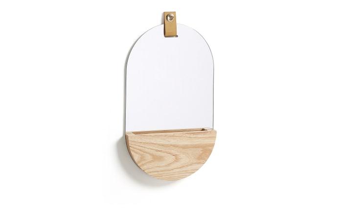 Spiegel Lummi oval, 23 x 38 cm