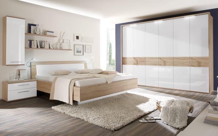 loddenkemper schlafzimmer luna in wei online bei hardeck entdecken. Black Bedroom Furniture Sets. Home Design Ideas