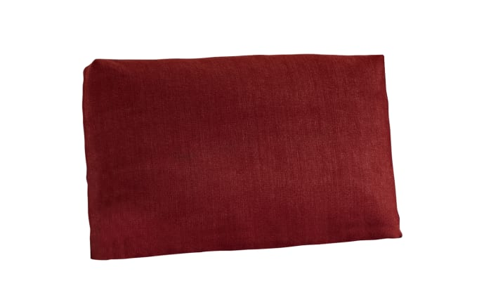 Rückenkissen Grace in rot