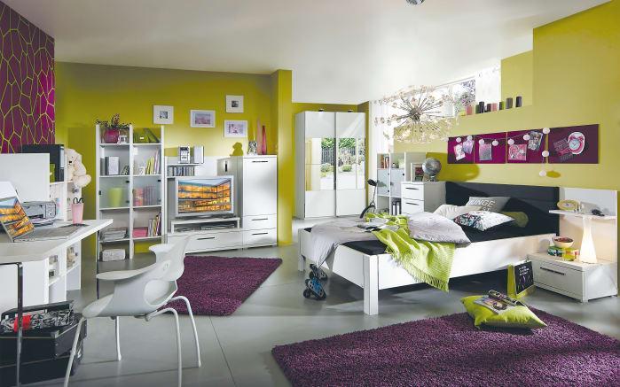 jugendzimmer programm nice4home in wei online bei hardeck entdecken. Black Bedroom Furniture Sets. Home Design Ideas