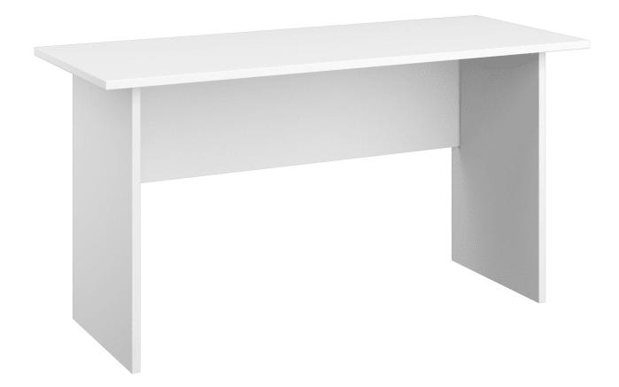 Schreibtisch Manja in alpinweiß