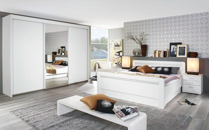 Schlafzimmer Imperial-Iris in weiß