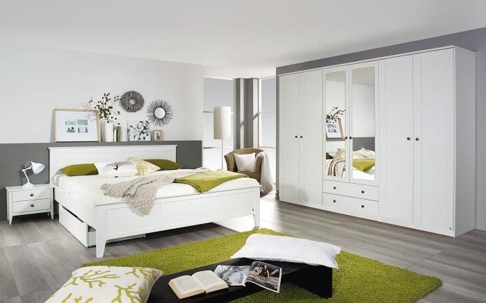 Schlafzimmer Rosenheim in weiß