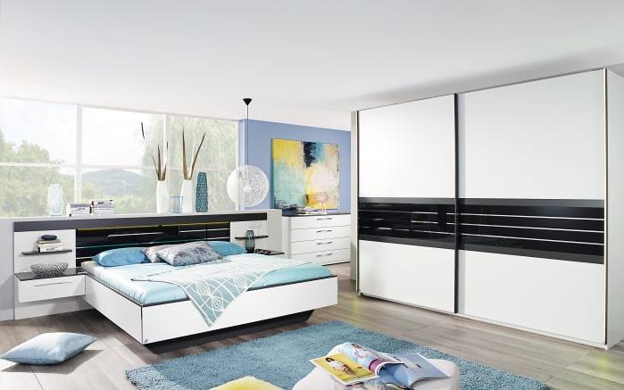 Schlafzimmer Coleen in weiß online bei HARDECK kaufen