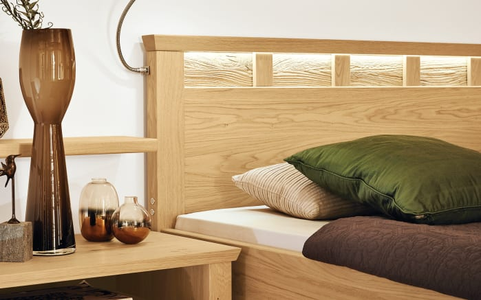 Schlafzimmer Madleen in Balkeneiche