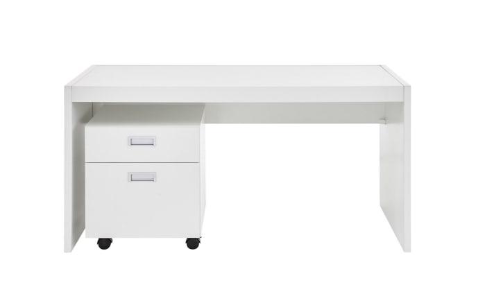 Schreibtisch Alaska in weiß-01