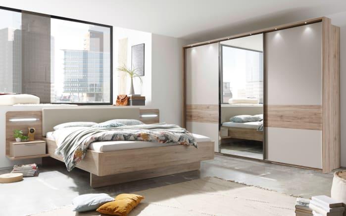 schlafzimmer lissabon in eiche san remo hell optik online bei hardeck entdecken. Black Bedroom Furniture Sets. Home Design Ideas