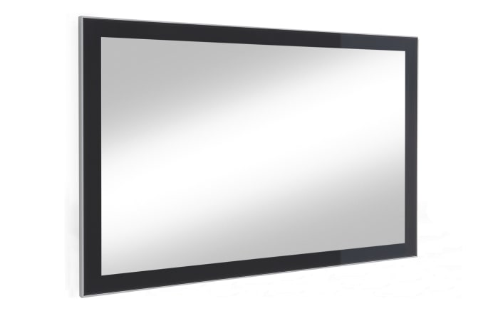 Spiegel Ventina in anthrazit, 120 x 70 cm