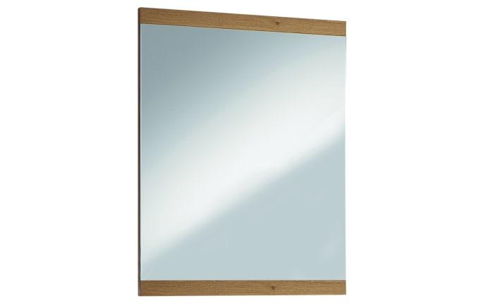 Spiegel Burgos aus Klarglas, 58 x 80 cm