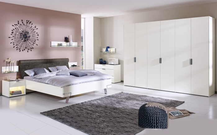 schlafzimmer fena in wei online bei hardeck kaufen. Black Bedroom Furniture Sets. Home Design Ideas
