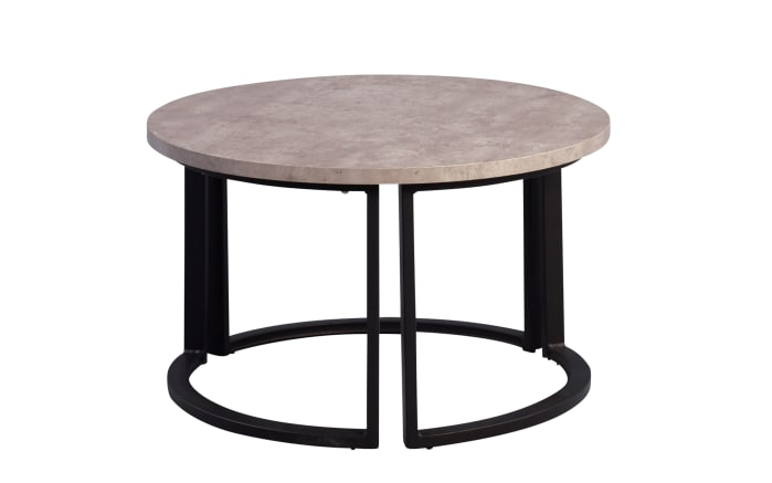 couchtisch new york in betonoptik online bei hardeck kaufen. Black Bedroom Furniture Sets. Home Design Ideas