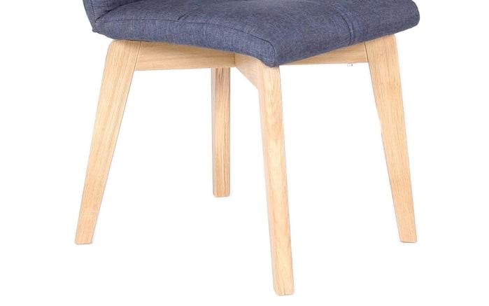 Stuhl Manon in jeans blau