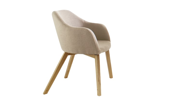 Sessel Theo in creme