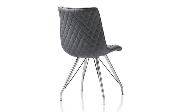 Stuhlgruppe Daimon/Ovada in braun