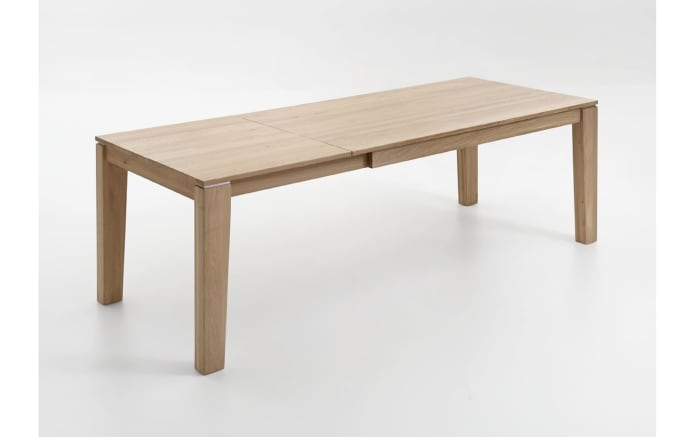 Stuhlgruppe 1561/3153 in grau/Eiche massiv