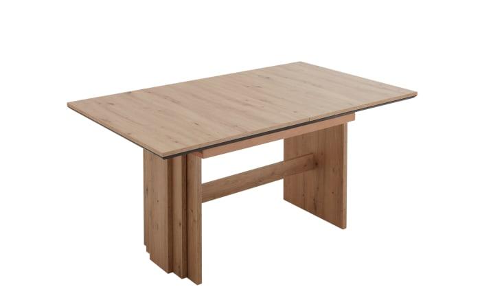 Tisch Menorca in Artisan Eiche-Optik