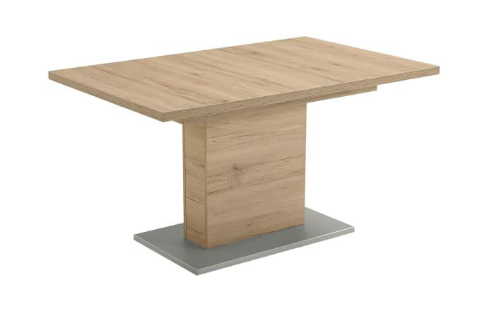 Schiebeplattentisch in San Remo-Optik