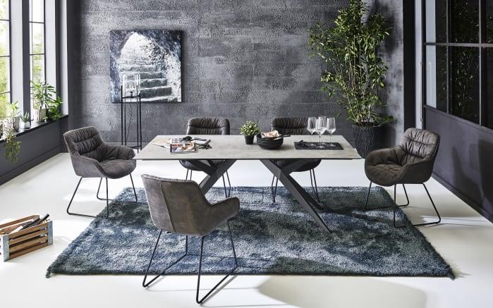 Design-Tisch Trinidad in Zement Design