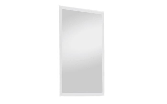 Spiegel Roubaix in weiß, 60 x 100 cm