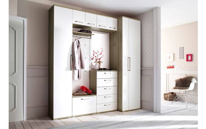 Spiegel Roubaix II in weiß, 60 x 100 cm-02