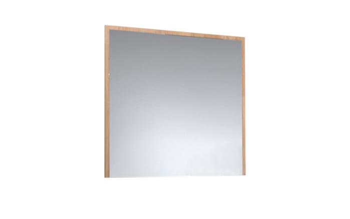 Spiegel Limu I aus Wildeiche bianco, 91 x 92 cm