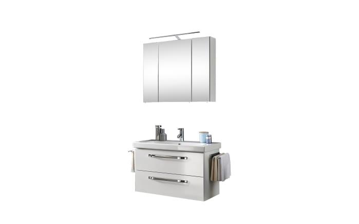 Badeinrichtung 3060 in weiß Seidenglanz