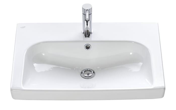 Badeinrichtung 3060 in anthrazit Seidenglanz