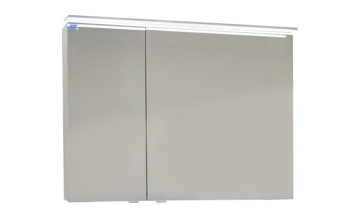 Spiegelschrank 3160 in weiß Glanz-01